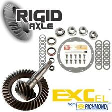 "GM 8.5"" 10 Bolt 4.56 Richmond Excel Ring Pinion Gear Set w/ Master Bearing Kit"