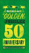 NEW Reggae Golden Jubile (Audio CD)