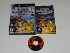 Super Smash Bros. Melee Nintendo GameCube Video Game Complete