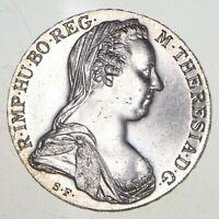 Stunning - 1780 Austria Maria Theresa Silver Thaler *619