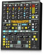 Behringer DDM4000 Professional 4 Channel Digital DJ Mixer