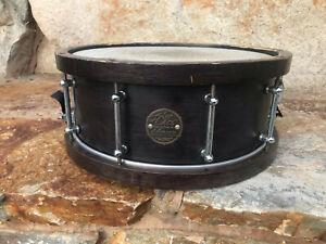 DDRUM DIOS WOOD HOOPS SATIN  snare 14x5.5 Drum