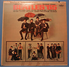 THE BEATLES '65 VINYL LP 1964 MONO ORIGINAL PRESS PLAYS GREAT! VG/VG!!A