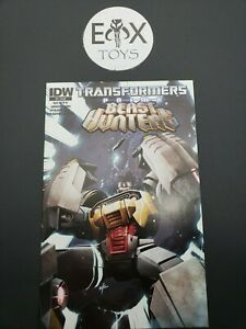 Transformers Prime: Beast Hunters # 5 IDW Comics 2013