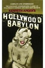 Hollywood Babylon, Good Condition Book, Kenneth Anger, ISBN 9780440153252