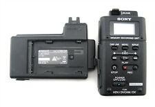 Sony HVR-MRC1 Memory Recording Unit+HVRA-CR1 i.LINK CRADLE 7.2v HDV/DVCAM/DV