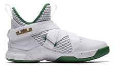 13e26342bab5 Nike AA1352-100 Lebron Soldier XII GS IRISH White Size 3.5 UK 36 EU 4Y