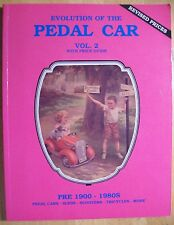 PEDAL CAR PRICE GUIDE COLLECTORS BOOK RIDING TOYS Scooters Tricycle Hand Car
