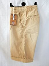 """Mens Chino Cotton Shorts Size 30"""" Waist  Stock Clearance"""