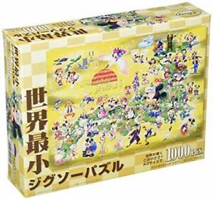 1000 Piece Jigsaw Puzzle Disney Fantastic Japan The World'S Smallest 1000 japan