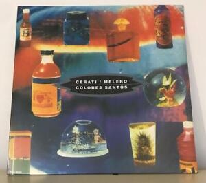 Gustavo Cerati Daniel Melero - Colores Santos (New 180 Gram LP Sealed Vinyl)