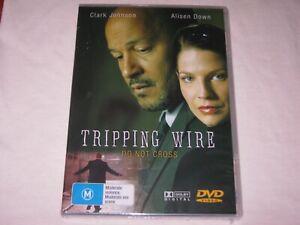 Tripping Wire - Clark Johnson - Brand New & Sealed - Region 0 - DVD