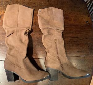 Steve Madden Rova Knee Boots Size 6