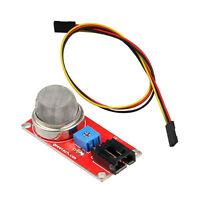 MQ-4 Module Fast response Smoke Gas Sensor MQ4 & 3pin F-F jumper cable