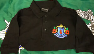 Ulster Defence Association UDA Embroidered Polo Shirt Ulster Souvenirs (Medium)