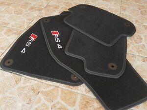 Floor mats audi a4 Rs4 b7