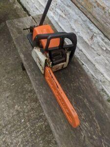 STIHL 017 Petrol Chainsaw