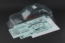 RCON 1/10 DIDYMOS R30 Clear Body Parts Set For M-Chassis RC Car Tamiya ABC E30