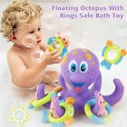 Bath Toy Floating Home Kid Summer Crab Fish Interactive With Ring Pool Accessory
