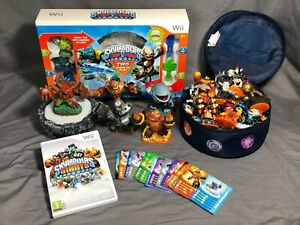 Skylanders trap team giants swap force bundle for Wii with portals