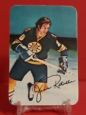New listing 🔥 1976-77 Topps Glossy Insert NHL Ice Hockey Card #22 JEAN RATELLE BOSTON 🔥
