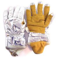 American Firewear Aluminized Firefighter Proximity 3-D Gloves GL-BPR-RWA-3XL