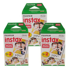 Fuji Instax Mini Twin Film 60 Shots - VAT invoice included