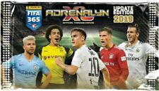 PANINI FIFA 365 ADRENALYN 2019 UPDATE EDITION limited Winter Star rare gold card