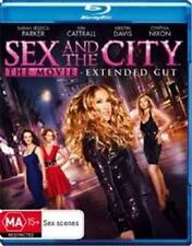 SEX and THE CITY Movie : NEW Blu-Ray