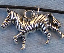 ZEBRA-- A  --- NECKLACE  -- (GREAT_CHRISTMAS_GIFT)