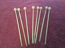 Wood Sticks with Balls on top (8)