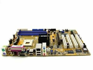 Asus P4P800-X ATX Desktop PC Computer Motherboard Intel Socket/Socket 478