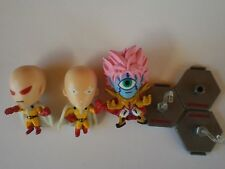 Lot of 3 ONE PUNCH MAN -  BLIND BAG - Series 1 - MINI FIGURES
