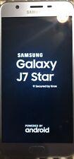 Samsung Galaxy J7 Star SM-J737T - 32GB - Silver (T-Mobile). No Scratches