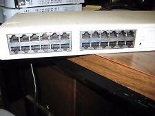 3Com Super Stack II Switch  24 Port Hub 10 Switch 3C16671A (AR836-HH5)
