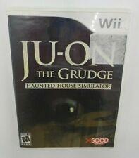 Ju-on: The Grudge (Nintendo Wii, 2009) en caso Usado