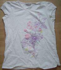 Bonita Camiseta Crema 11-12 años