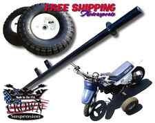 Crown Suspension Yamaha PW50 YZinger 50 Motorcycle Training Wheels
