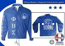62nd Western Region Conference Custom Jacket
