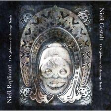 New NieR Gestalt & Replicant /15 Nightmares & Arrange Soundtrack CD Japan Game