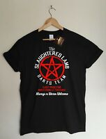 American Werewolf Inspired Slaughtered Lamb Darts T-shirt Retro 80's Horror Film