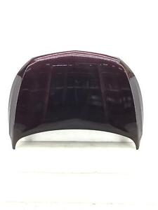 2018 2019 2020 BUICK ENCLAVE FRONT HOOD BLACK CHERRY (409B) OEM