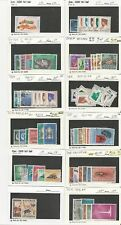 Indonesia Collection on 20 Dealer Cards & 2 Stock Pages, Nice Lot