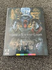 An American Werewolf In London Blu Ray Limited Edition Arrow Video Brand New