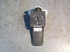PORTA TARGA POSTERIORE PER APRILIA LEONARDO 125 ST DEL 2001