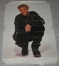 "Nick Carter - Backstreet Boys Rare Original Official Huge Poster 27""X24"" 1996"