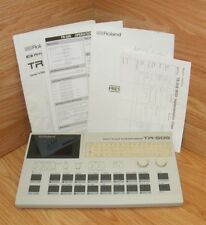 Vintage Roland (TR-505) Drum Machine Rhythm Composer With Manual **READ**