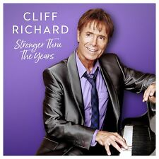 CLIFF RICHARD STRONGER THRU THE YEARS 2 CD 2017