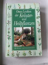 Omas Lexikon der Kräuter und Heilpflanzen. Mit Kräu... | Buch | Zustand sehr gut