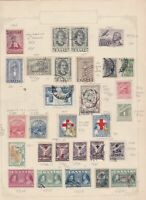 Greece Stamps Ref 14671
